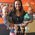 2 ways to help you love being a mom